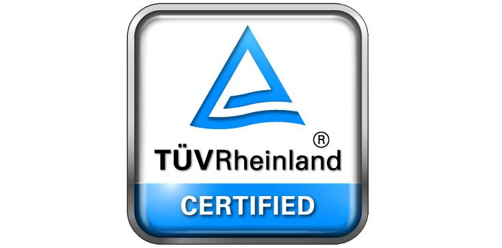 ISO certificaat behaald!