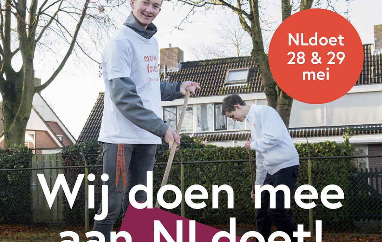Care+ doet mee met NL Doet