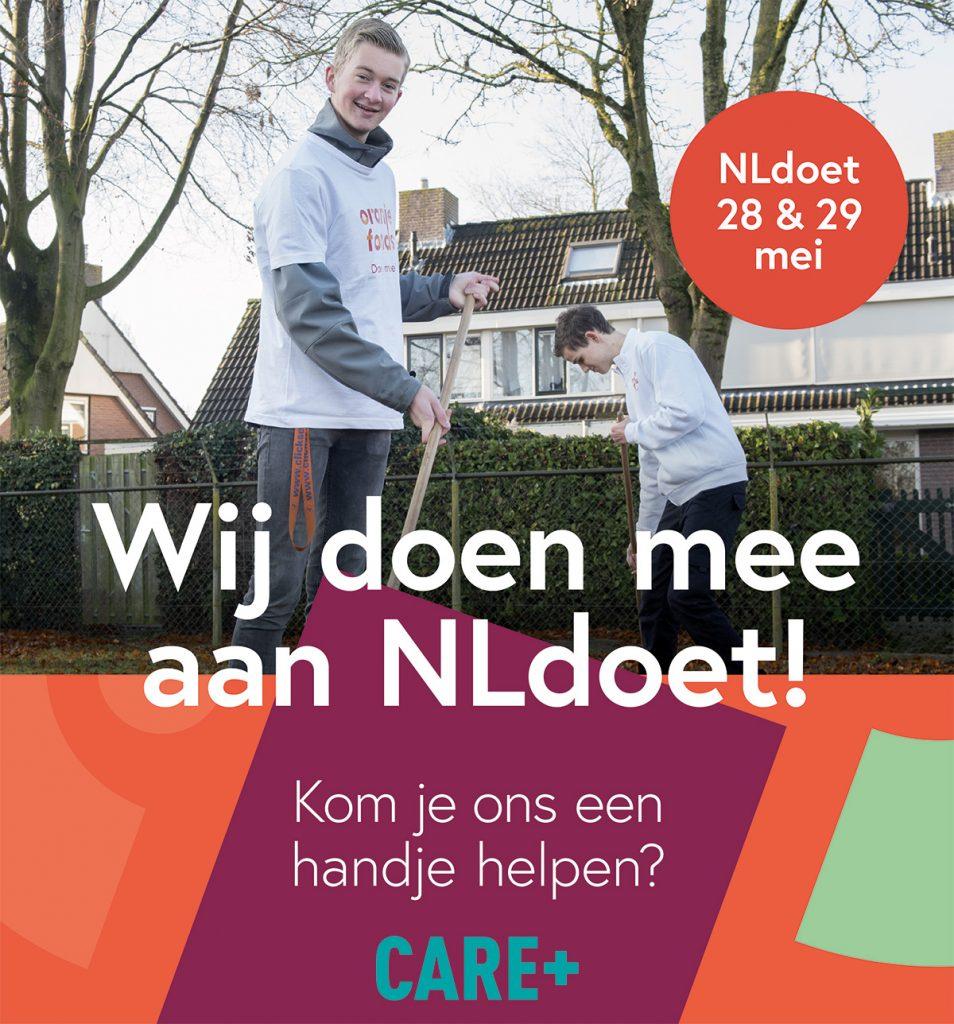 NL Doet x Care+
