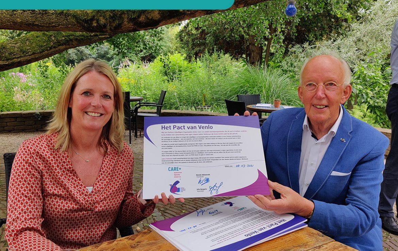 Care+ & Het Pact van Venlo